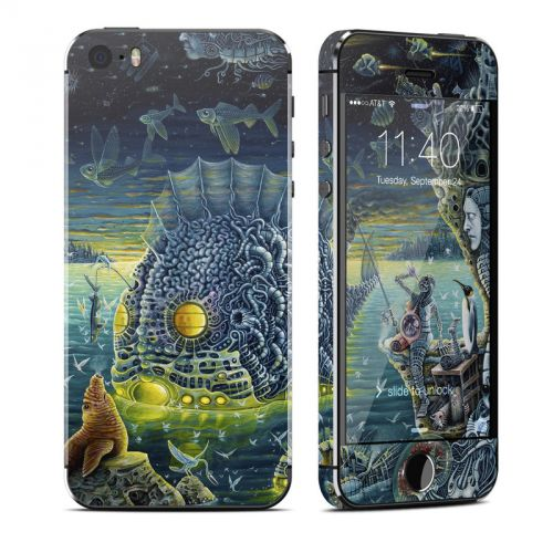 Night Trawlers iPhone SE, 5s Skin
