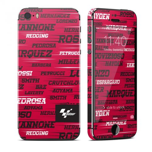 Racers iPhone SE, 5s Skin