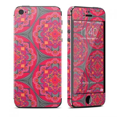 Ruby Salon iPhone SE, 5s Skin