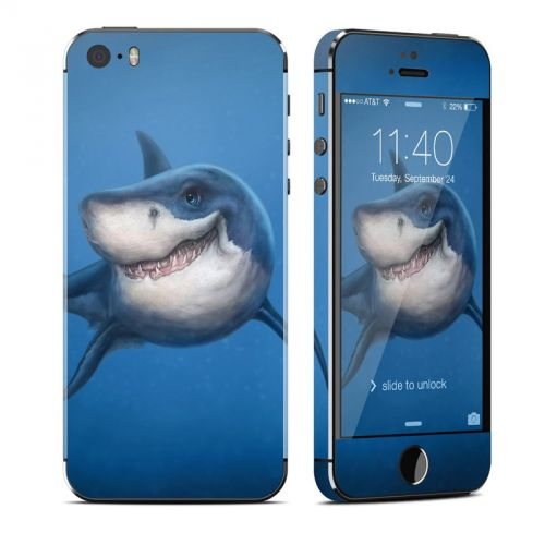 Shark Totem iPhone SE, 5s Skin
