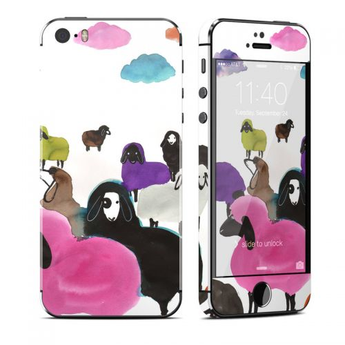 Sheeps iPhone SE, 5s Skin