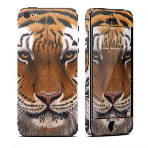 Siberian Tiger iPhone SE, 5s Skin