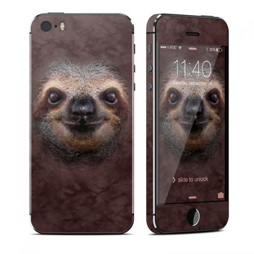 Sloth iPhone SE, 5s Skin