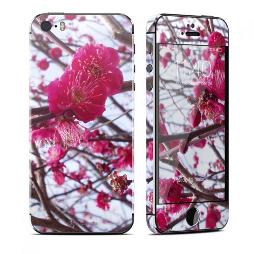 Spring In Japan iPhone SE, 5s Skin