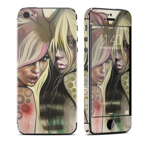 Two Betties iPhone SE, 5s Skin