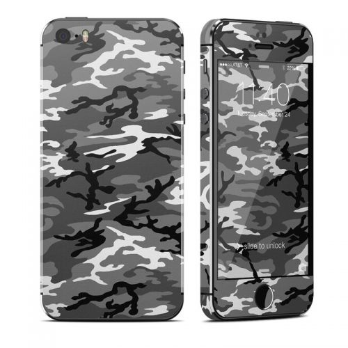 Urban Camo iPhone SE, 5s Skin