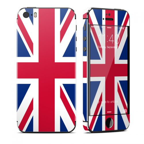 Union Jack iPhone SE, 5s Skin