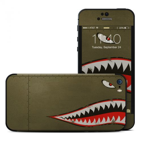 USAF Shark iPhone SE, 5s Skin