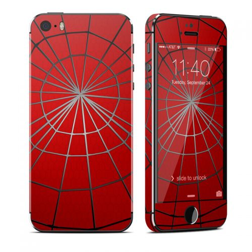 Webslinger iPhone SE, 5s Skin