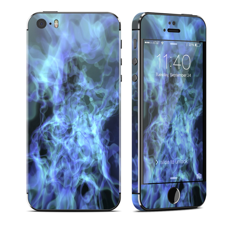 Absolute Power iPhone SE, 5s Skin