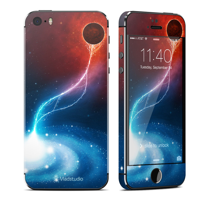 Black Hole iPhone SE, 5s Skin