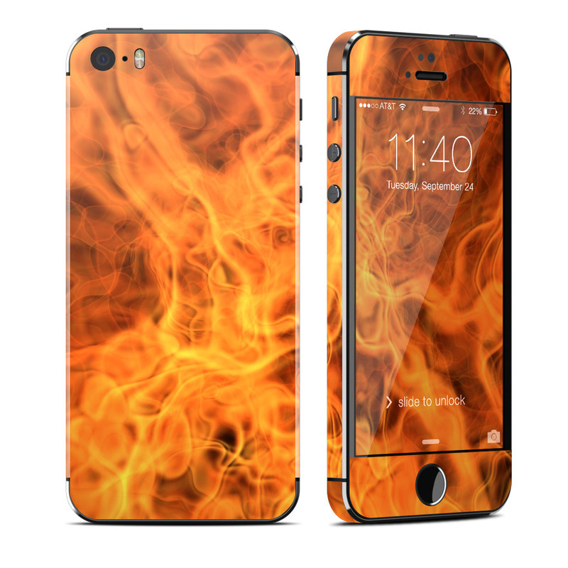 Combustion iPhone SE, 5s Skin