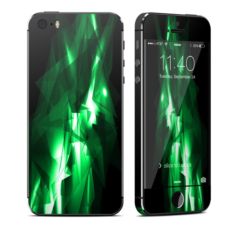 Kryptonite iPhone SE, 5s Skin