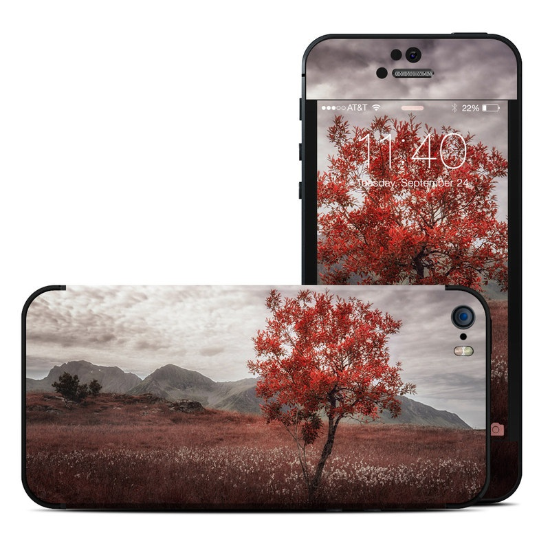 Lofoten Tree iPhone SE, 5s Skin