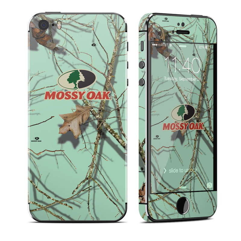 iPhone SE, 5s Skin design of Botany, Organism, Tree, Plant, Branch, Adaptation, Illustration with gray, black, green, red colors