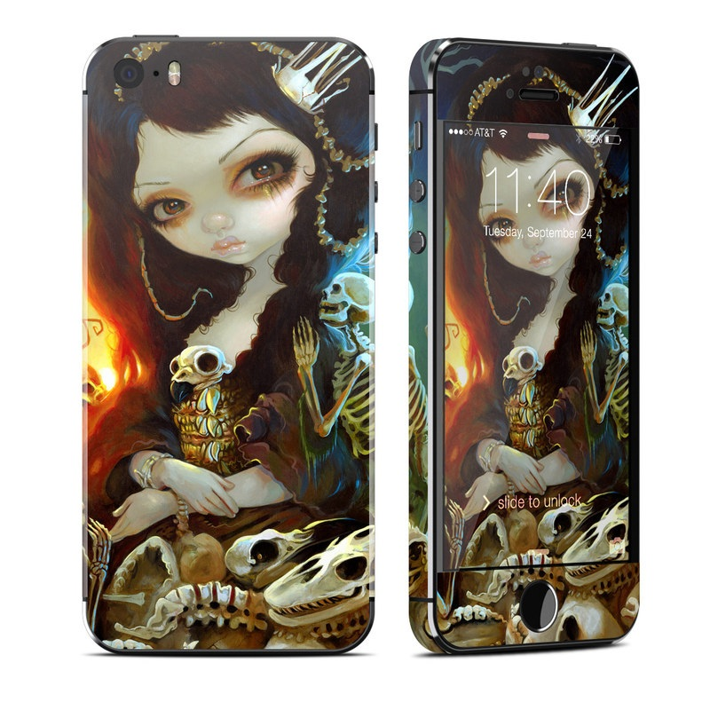 Princess of Bones iPhone SE, 5s Skin