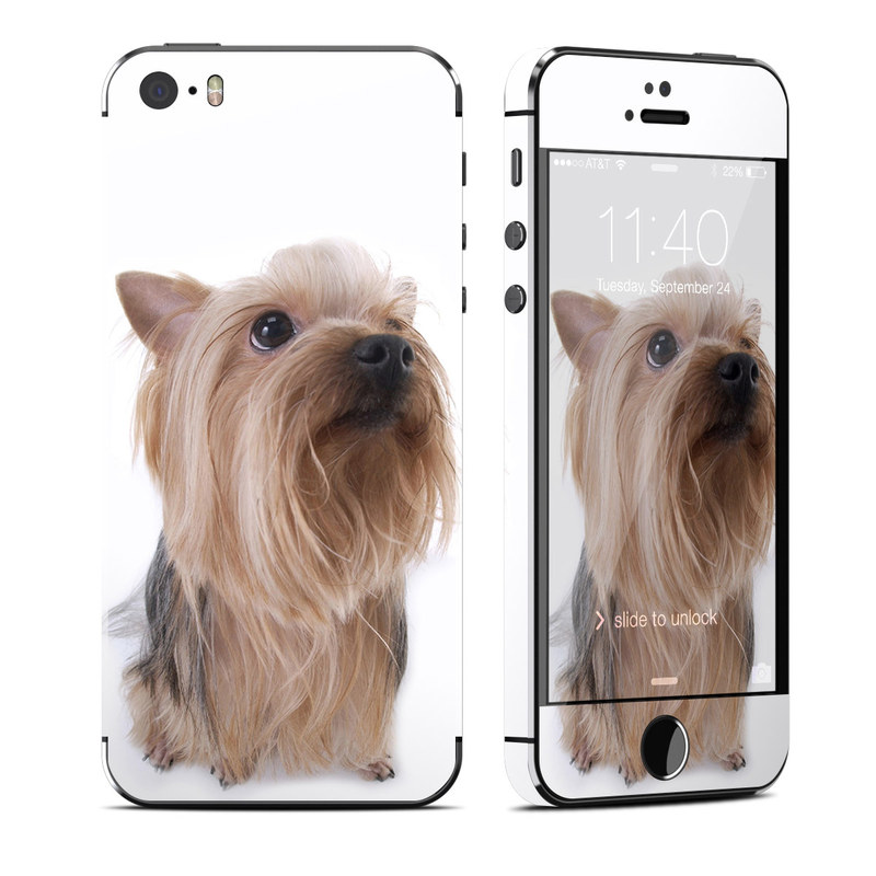 Puppy Love 2 iPhone SE, 5s Skin