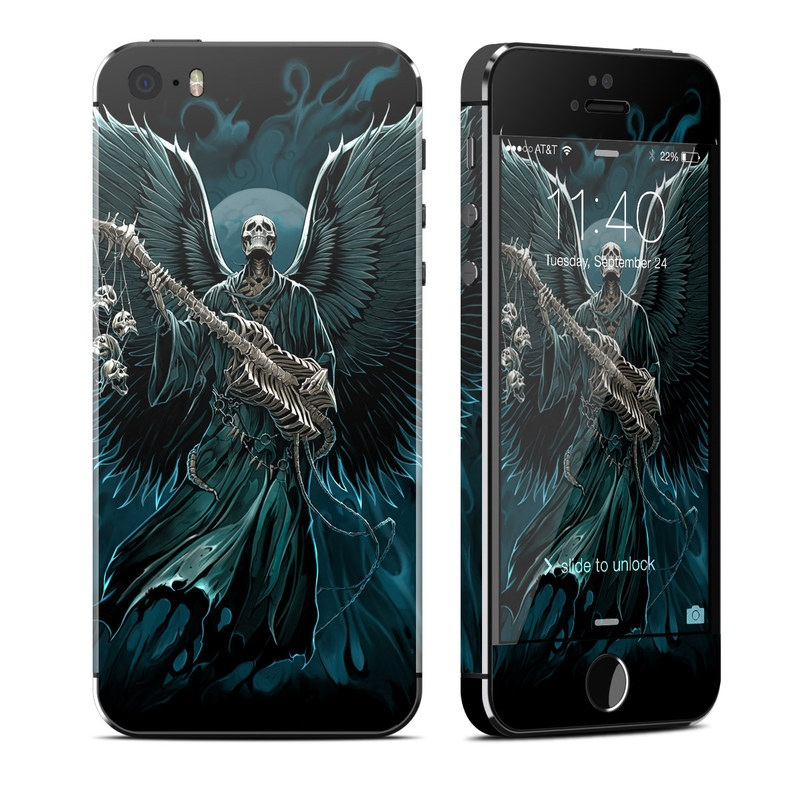 Reaper's Tune iPhone SE, 5s Skin