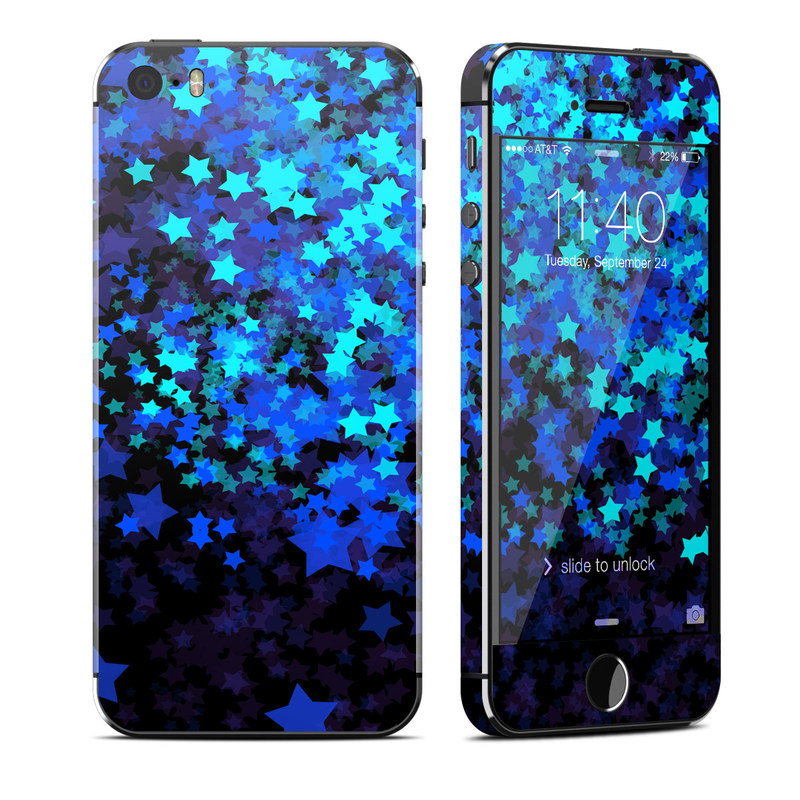 Stardust Winter iPhone SE, 5s Skin