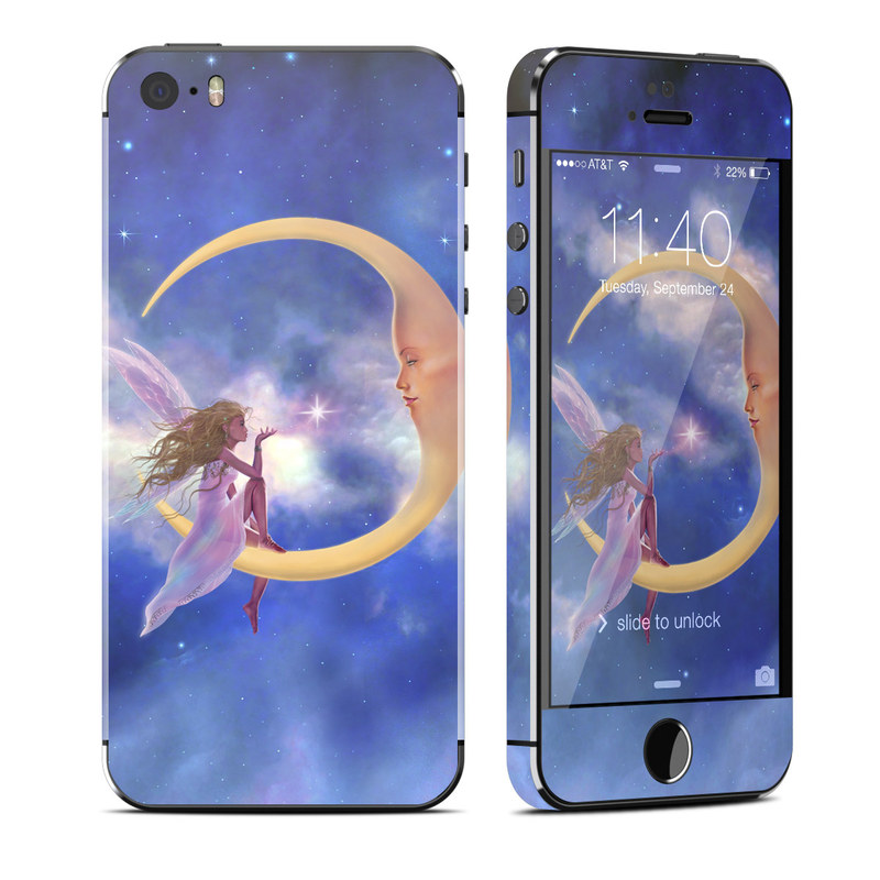 Star Kiss iPhone SE, 5s Skin