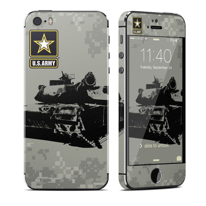 Tank Tuff iPhone SE, 5s Skin