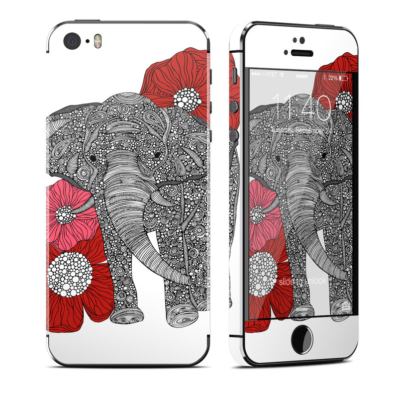 The Elephant iPhone SE, 5s Skin