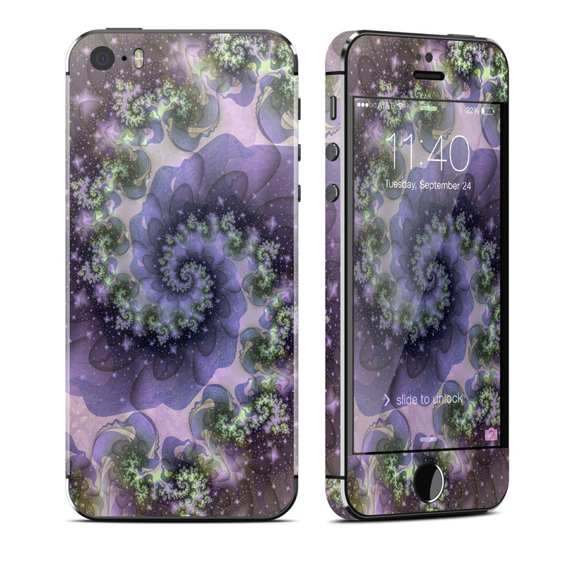 Turbulent Dreams iPhone SE, 5s Skin