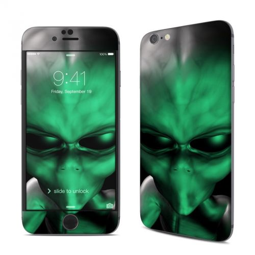 Abduction iPhone 6s Skin