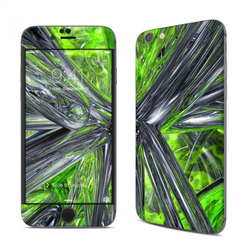 Emerald Abstract iPhone 6s Skin