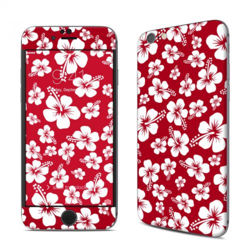 Aloha Red iPhone 6s Skin