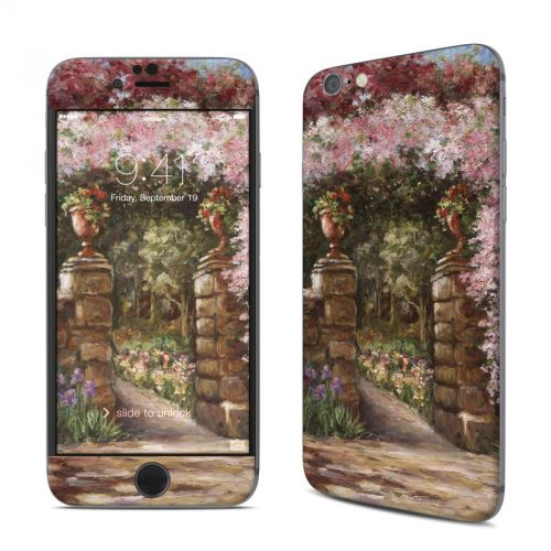 Gate At Alta Villa iPhone 6s Skin