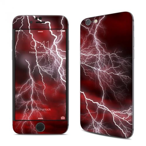 Apocalypse Red iPhone 6s Skin
