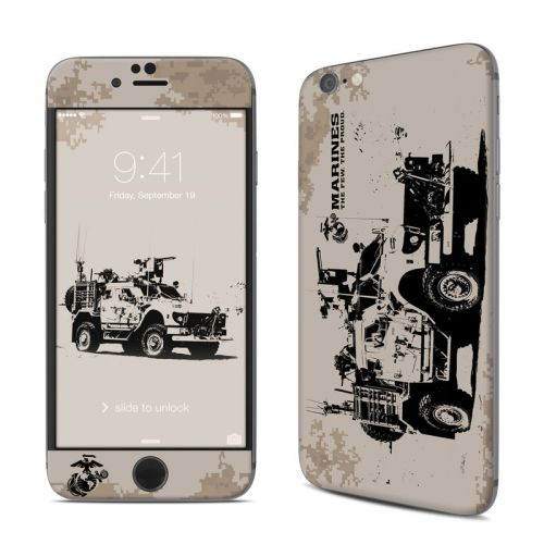 Artillery iPhone 6s Skin