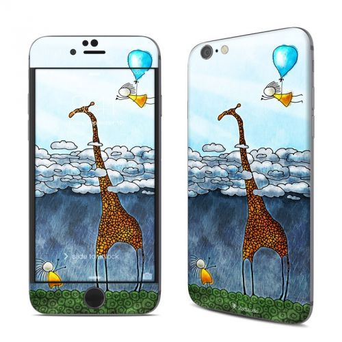 Above The Clouds iPhone 6s Skin