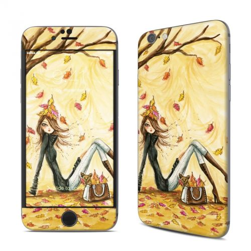 Autumn Leaves iPhone 6s Skin