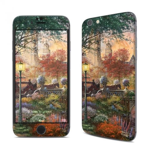Autumn in New York iPhone 6s Skin