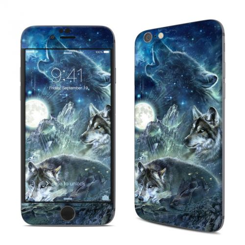 Bark At The Moon iPhone 6s Skin