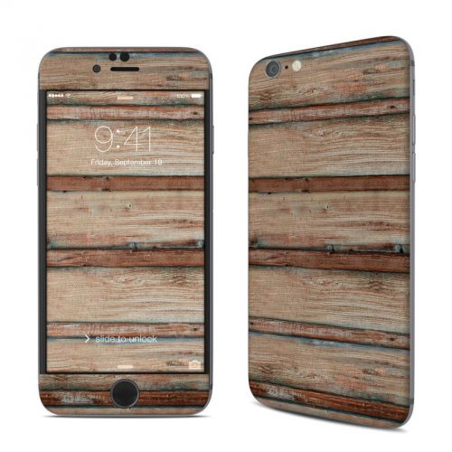 Boardwalk Wood iPhone 6s Skin
