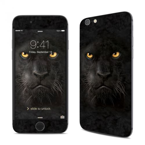 Black Panther iPhone 6s Skin