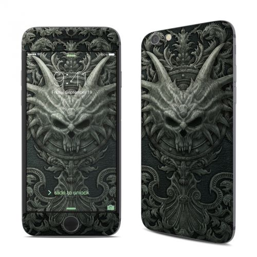 Black Book iPhone 6s Skin