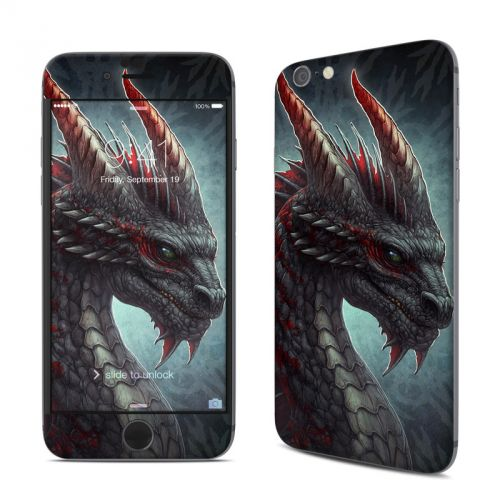Black Dragon iPhone 6s Skin