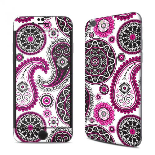Boho Girl Paisley iPhone 6s Skin