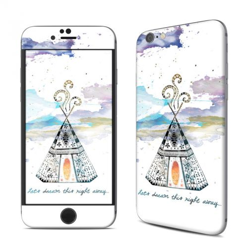 Boho Teepee iPhone 6s Skin