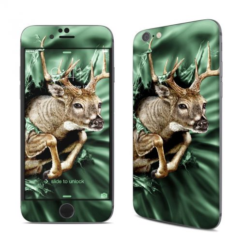 Break Through Deer iPhone 6s Skin