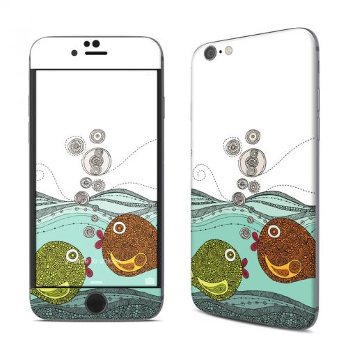 Bubble Buddies iPhone 6s Skin