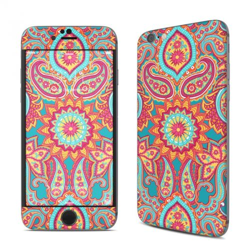 Carnival Paisley iPhone 6s Skin