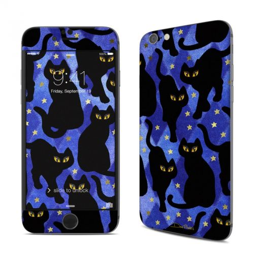 Cat Silhouettes iPhone 6s Skin