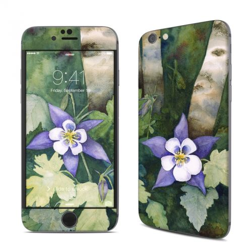 Colorado Columbines iPhone 6s Skin