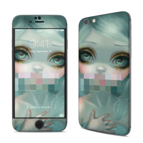 Censored Smile iPhone 6s Skin