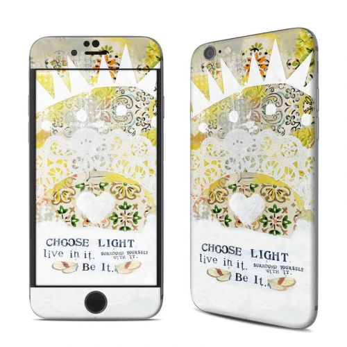 Choose Light iPhone 6s Skin